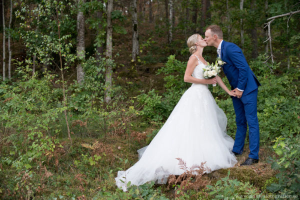 Augustibröllop