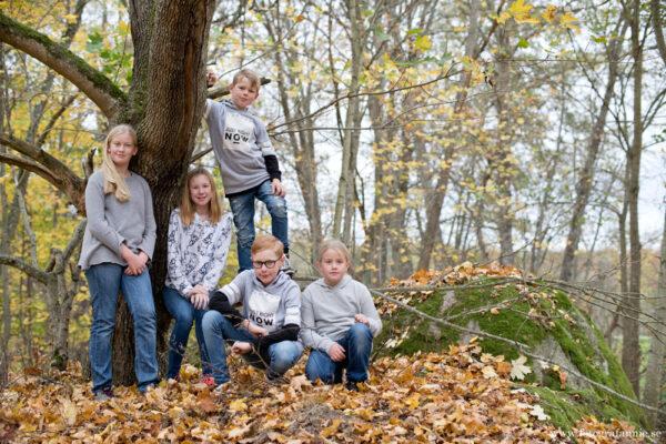 En stor familj